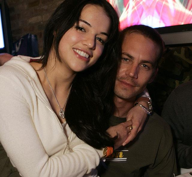 Michelle Rodriguez says that she was also deeply affected by the loss of her close friend and co-star Paul.
