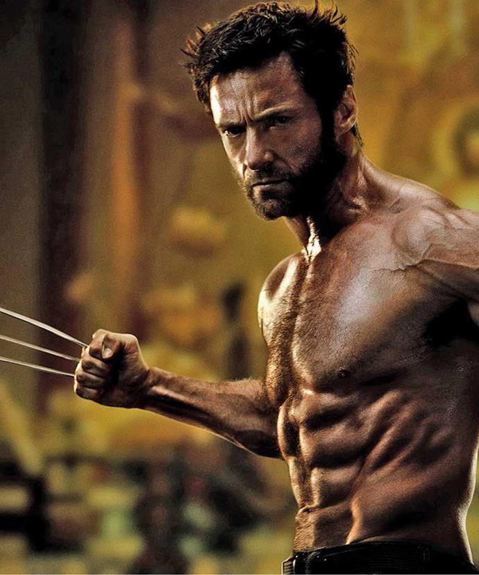 Hugh Jackman was the previously held the 'oldest cover star' title.