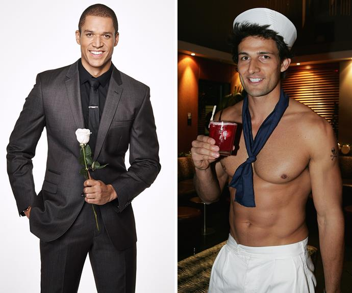 Tim Robards might not be the biggest fan of the last Bachelor Blake Garvey, but they both share a similar history as strippers!