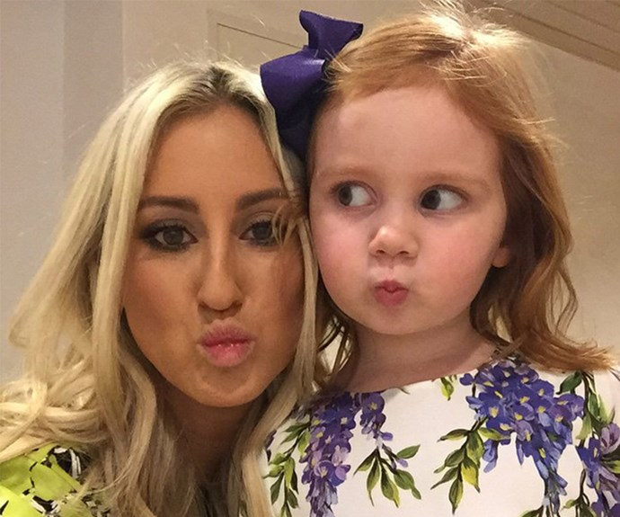 Pixie Curtis is the adorable three-year-old is PR guru, Roxy Jacenko's daughter.