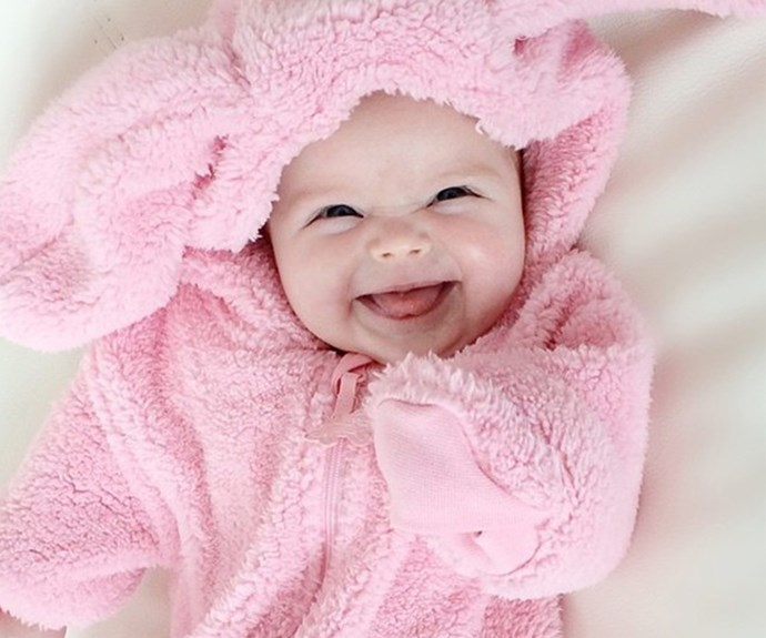 Meet Millie-Belle Diamond - Instagram's most followed baby under the age of two!