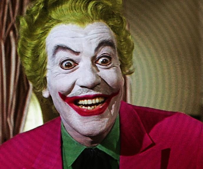 """Cesar Romero played the iconic character in the 1966 episode of the """"Batman"""" TV series."""