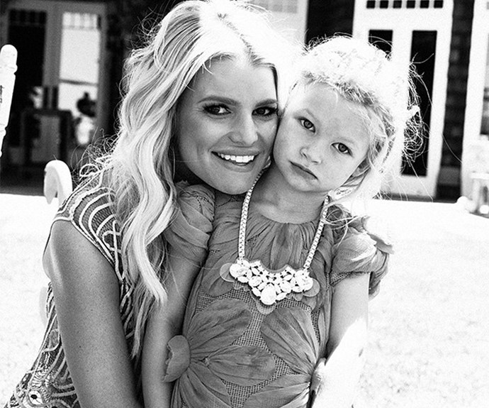 "Describing her kids as ""the best joy"" Jessica Simpson is mum to her beautiful daughter, Maxwell and son Ace."
