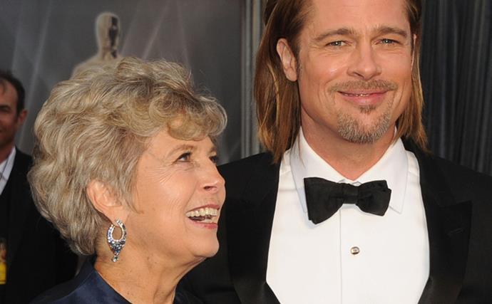 Brad Pitt and Jane Pitt