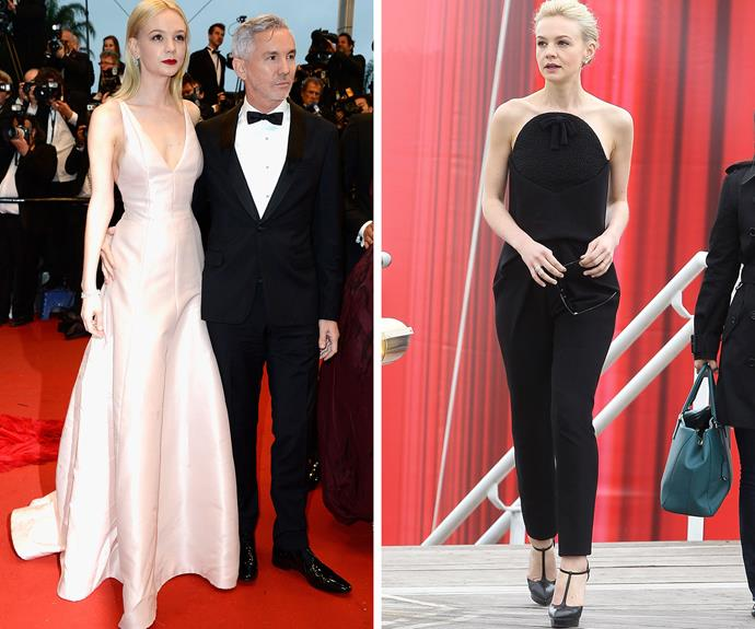 *Great Gatsby* star Carey Mulligan looked immaculate both on the red carpet and off at the 2013 Cannes debut of the film.