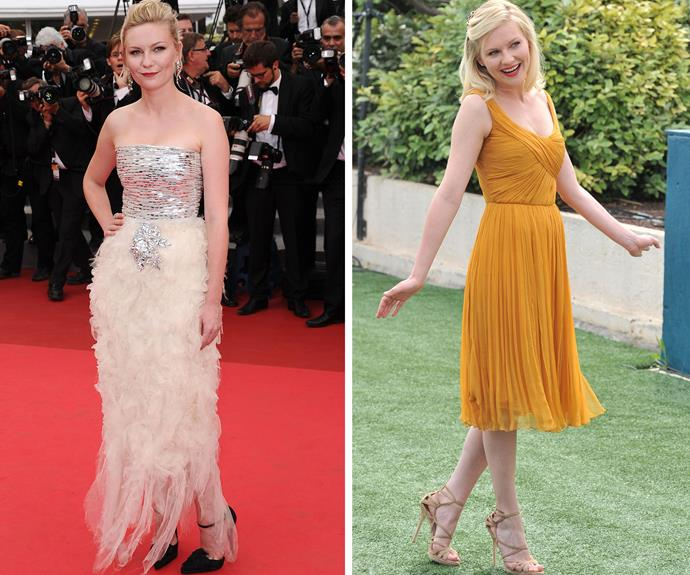 Kirsten Dunst looked immaculate on and off the red carpet in 2011.