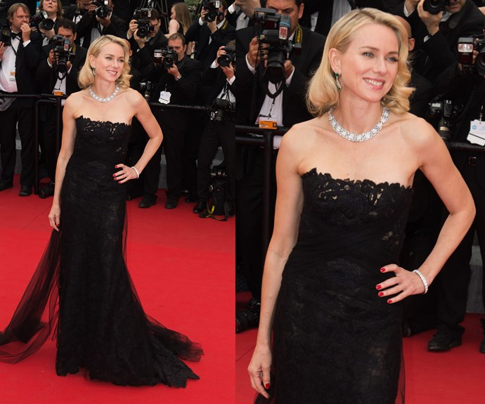 Naomi Watts continues to wow us on the Cannes red carpet!