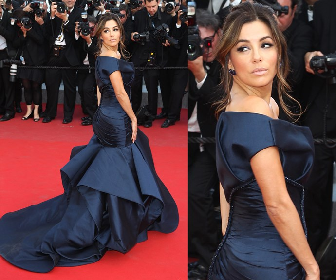 Eva Longoria brought her glamourzonian A-Game!