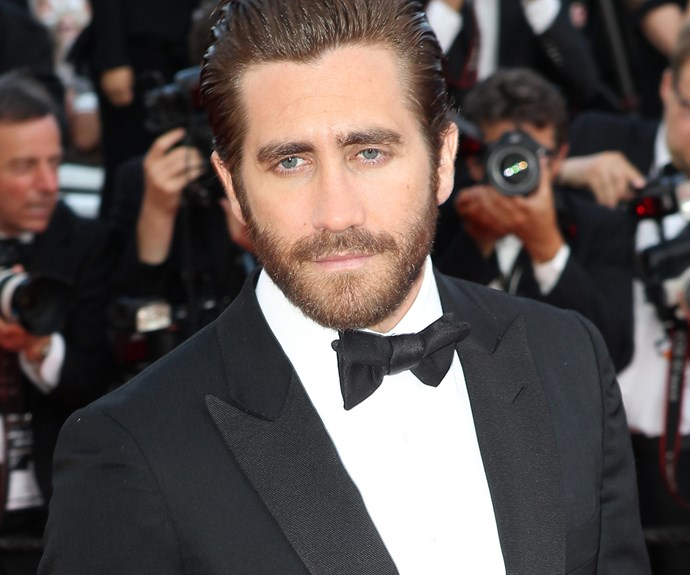 Dear Jake Gyllenhaal, can we take a moment to address how delicious your eyes are!?