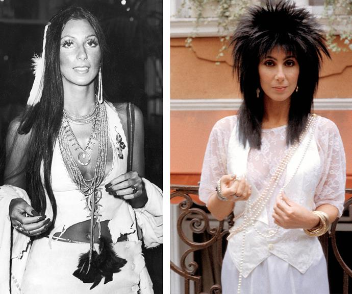 The Eighties were a tough time for us all but Cher somehow defies the odds and absolutely owns it!