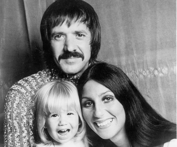 Cher met Sonny by chance at a cafe in LA in 1962 when she was just 16 and he was 27. They married in 1964 and went on to welcome daughter Chastity - who know goes by Chaz - in 1969.
