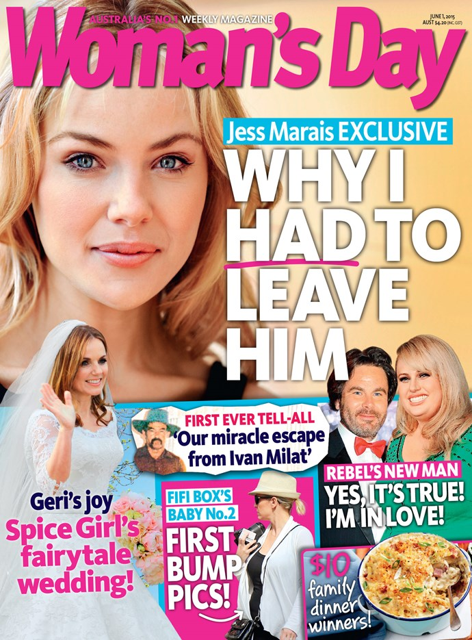 Our not-to-be-missed issue of Woman's Day, is on sale Monday, May 25.
