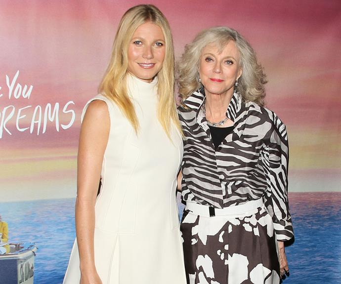 The talented ladies cuddle up at the LA premiere of *I'll See You In My Dreams.*