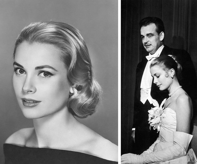 "Grace Kelly was Hollywood's princess turned actual royalty when she married Prince Rainier III, becoming Princess of Monaco. A true princess, once admitting: ""The idea of my life as a fairytale is itself a fairytale."""