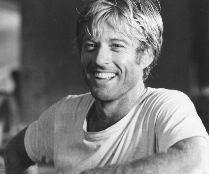 "Robert Redford is a man after our own heart, who believed: ""Health food may be good for the conscience but Oreos taste a hell of a lot better."" Agreed!"