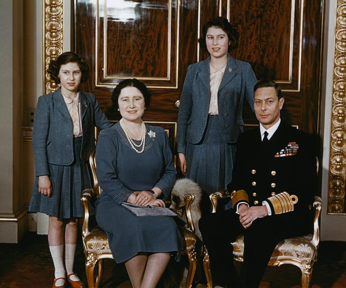Queen Elizabeth and Princess Margaret grew up as the best of friends.