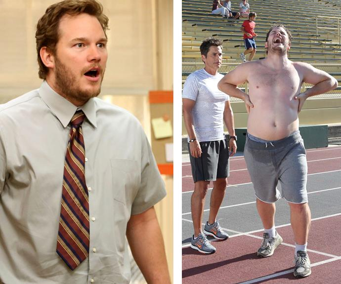 "One of Chris Pratt's most iconic roles has to be as the ever-goofy, always funny and down-right awesome Andy Dwyer in *Parks and Recreation.* The shoe-shiner made audiences laugh with hilarious lines like, ""I know what things are"" and ""I don't know what I'm doing but I know I'm doing it well."""
