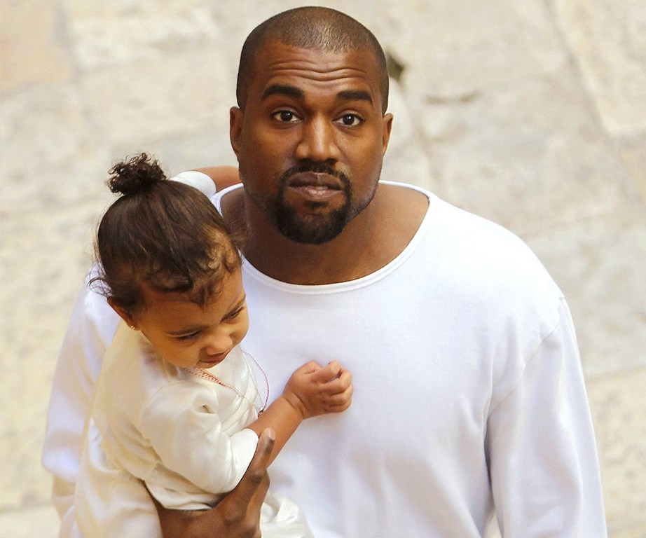 """""""I'm supposed to be a musical genius, but I can't work the car seat that well."""" Never change, Kanye."""