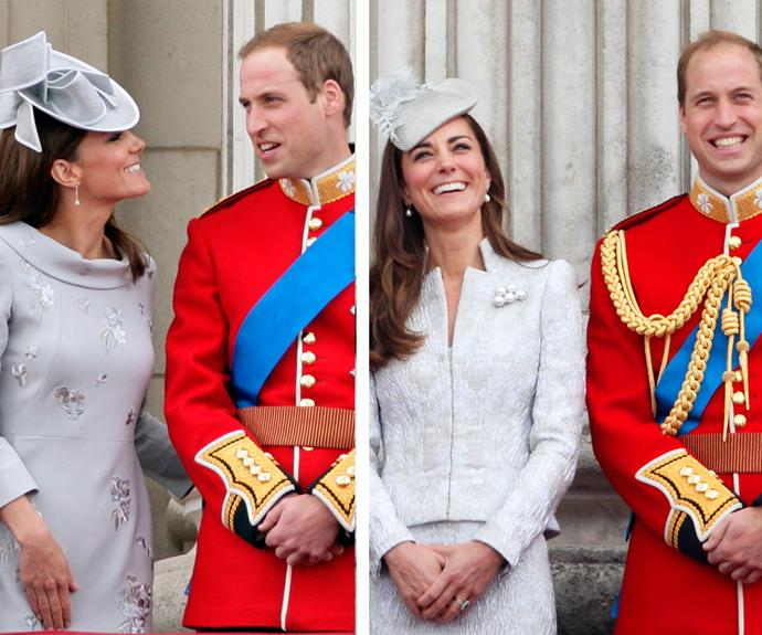 Duchess Catherine and Prince William always have a blast during the spectacular proceedings.