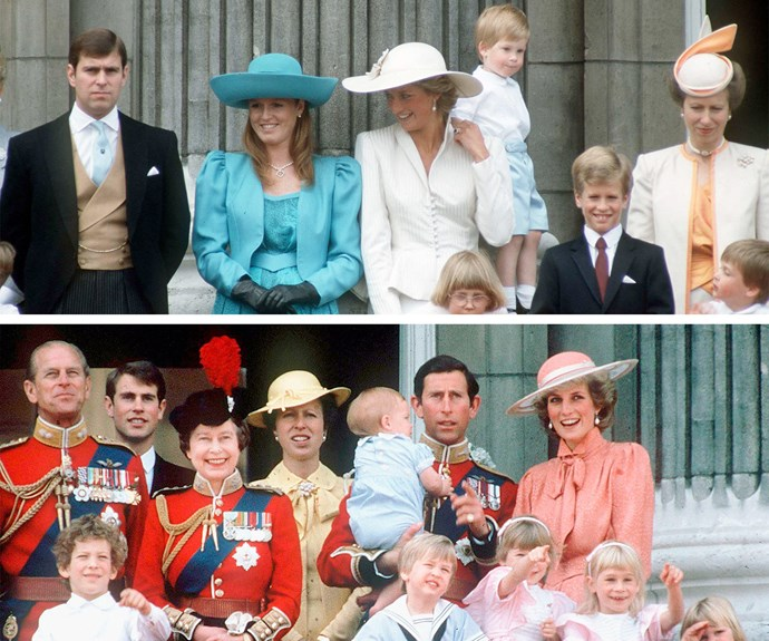 The event is the perfect opportunity for the young royals to get involved.