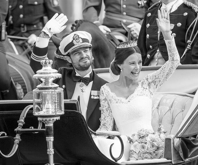 It marked the first time a Swedish citizen became a princess in over a hundred years. **Relive the magic of their wedding in the next slide. Gallery continues after the video!**