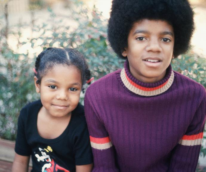 Before their careers catapulted them into the spotlight, Michael and Janet Jackson were a close brother/sister duo. And it is this bond he instilled in his own children.