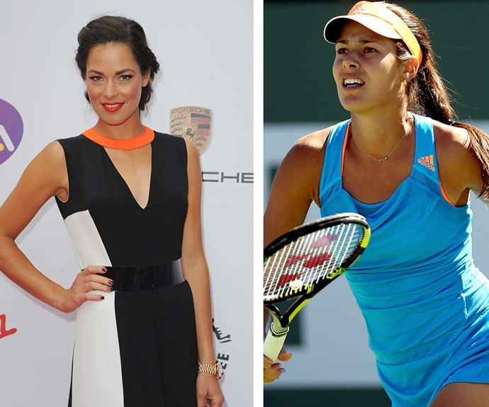 """It's amazing to think that I'm now playing my 11th Wimbledon as a professional,"" Serbian stunner Ana Ivanovic explains."