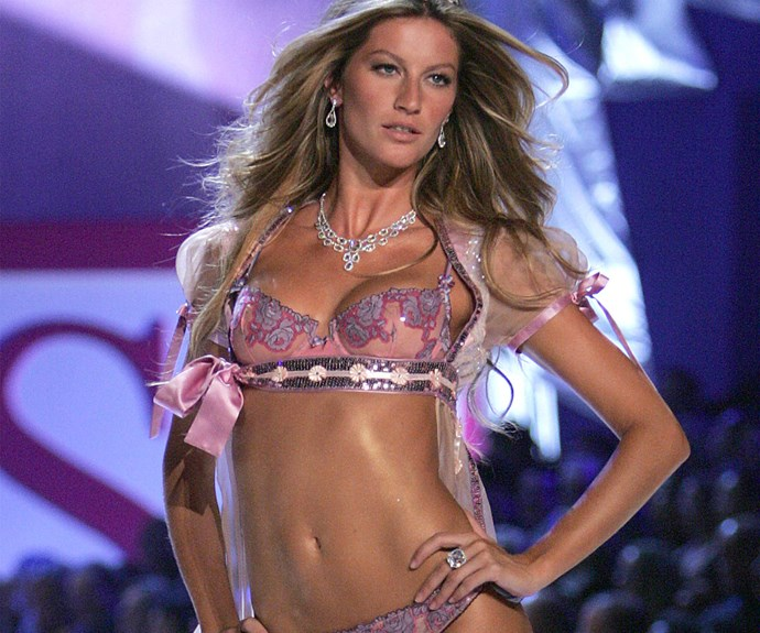 Gisele Bündchen was one Victoria Secret's longest-running stars. The Brazilian beauty began her reign in 1999 and [officially retired](http://www.womansday.com.au/celebrity/hollywood-stars/gisele-bundchen-final-runway-12220) from modelling in 2015.