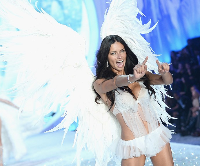 Beginning her VS reign in 1999, Adriana Lima is the lingerie label's longest-running model, and will be returning for another showstopping appearance in Paris this year.