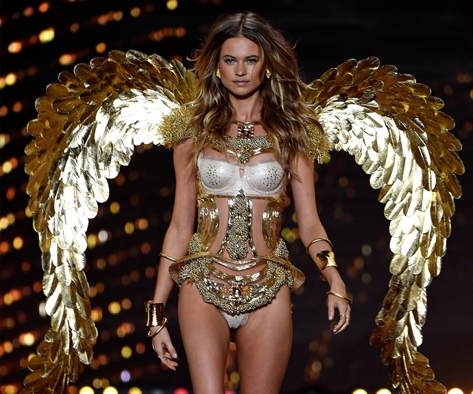 Behati Prinsloo swooped in and fell in love with Adam Levine, and we can see why the rocker adores his Angelic, VS-veteran wife.