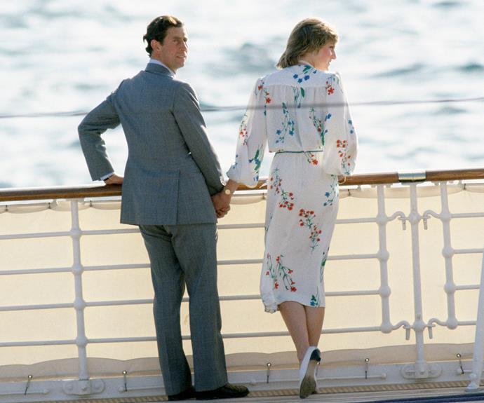 They celebrated their marriage and honeymoon on board the Royal Yacht Britannia.