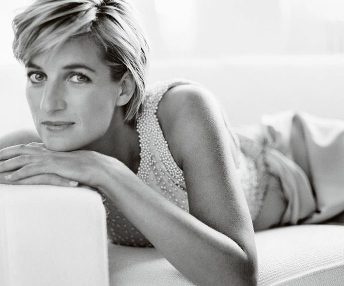Diana, the Princess of Wales, will forever live on in her beautiful family and our hearts.