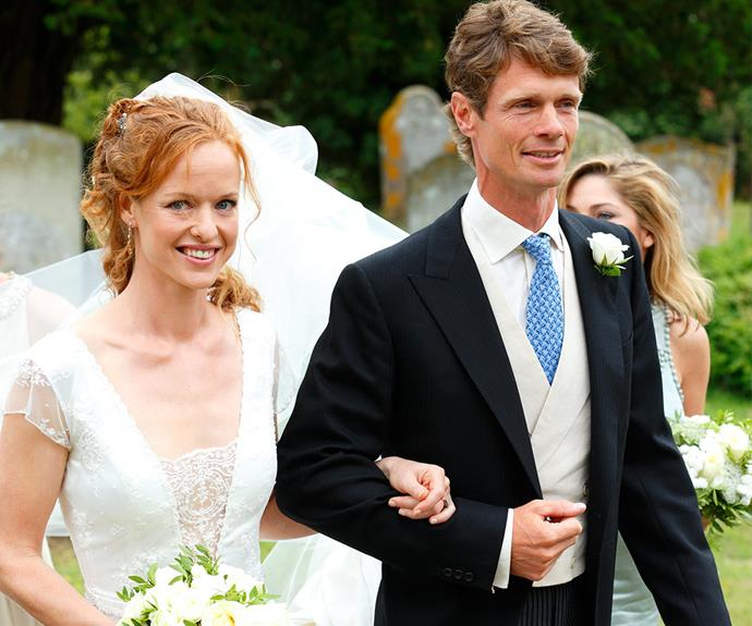 Alicia Fox-Pitt is one of the Duchess' closes friends from her days at Marlborough College and the pair remain very close.