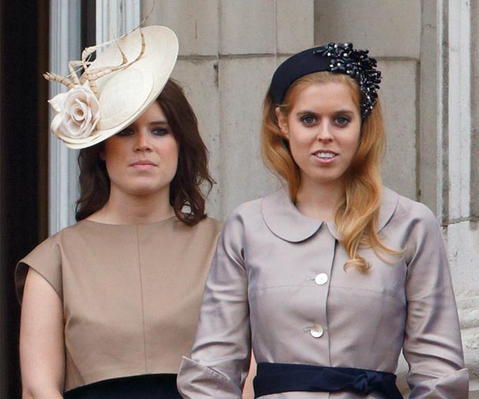 Prince William's two cousins Princess Eugenie and Princess Beatrice are tipped to be potential front-runners.