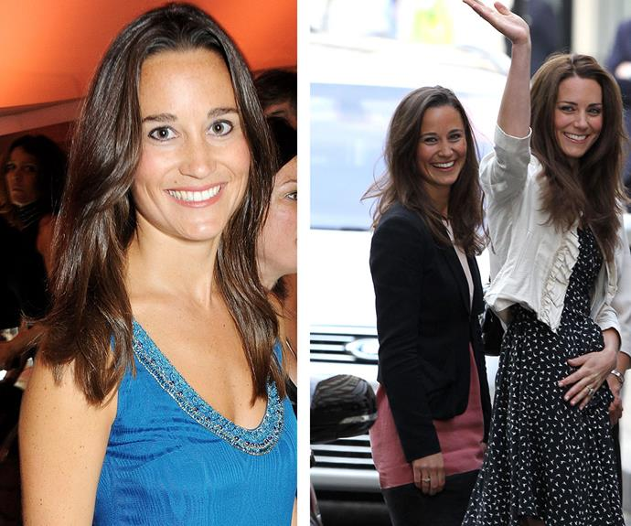 She was the Maid of Honour at Catherine's 2011 wedding to William, so will Pippa Middleton be one of Princess Charlotte's leading ladies?