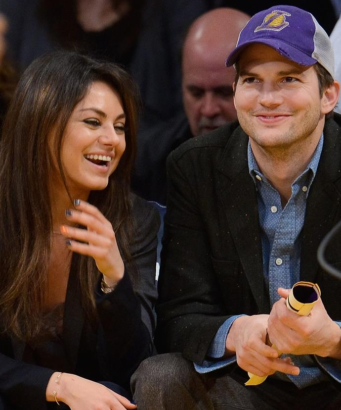 All signs point to yes! Mila has been wearing a wedding band for the past few months