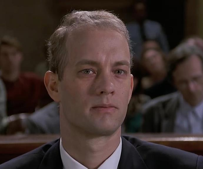 "Philadelphia (1993) : ""It's that every now and again - not often, but occasionally - you get to be a part of justice being done. That really is quite a thrill when that happens."""