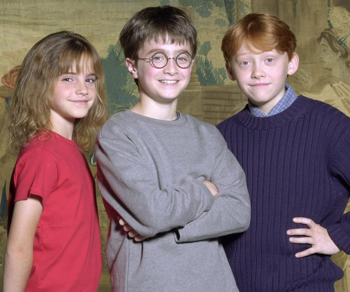 We'll love Harry Potter... Always.