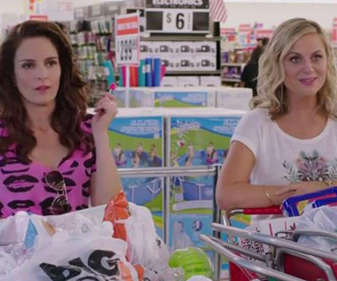 *Sisters* marks Tina and Amy's fourth feature film collaboration.
