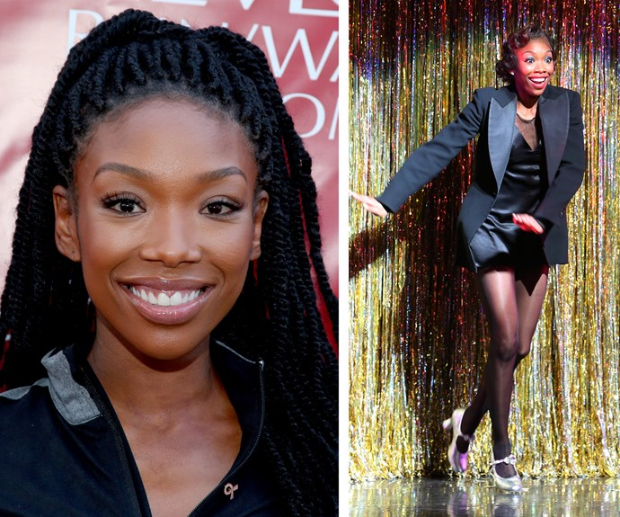 "The on-stage murderous heroine flame has been passed on by singer Brandy Norwood. The 36-year-old took on the role earlier in the year described the experience as: ""My life is reawakened!"""