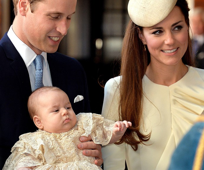 One of Prince George's seven godparents, Julia Samuel, was an extremely close friend of Princess Diana's and will be able to teach her godson all about his late grandmother.