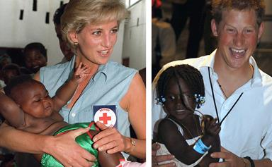 How Prince William and Prince Harry are keeping their mother's legacy alive