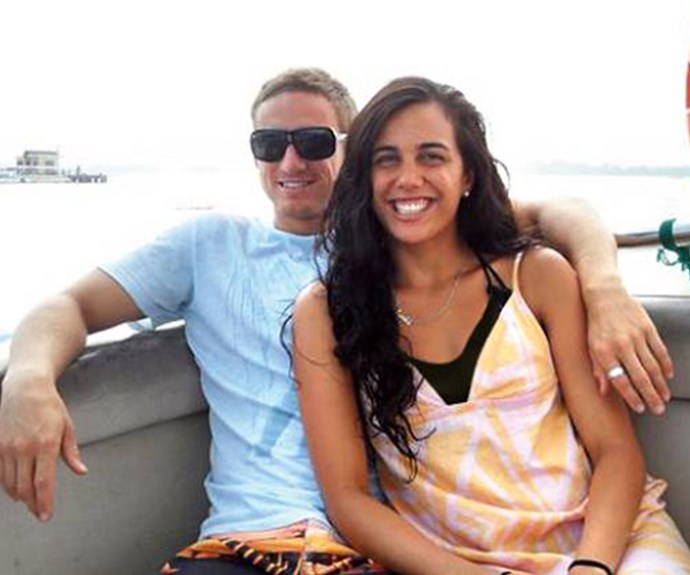 Turia Pitt and Michael Hoskin have known each other since high school and have been a couple since 2009.