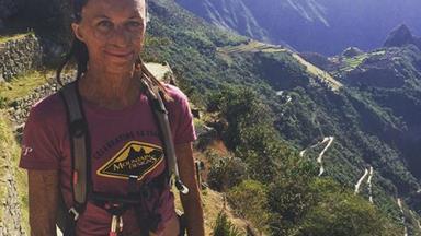 Trekking with Turia Pitt!