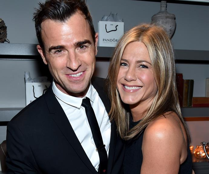 Brad's ex-wife, Jennifer Aniston, had a string of failed romances after their hugely publicised divorce in 2005. But she bounced back when she worked with Justin Theroux on the set of the 2010 film, *Wanderlust*.