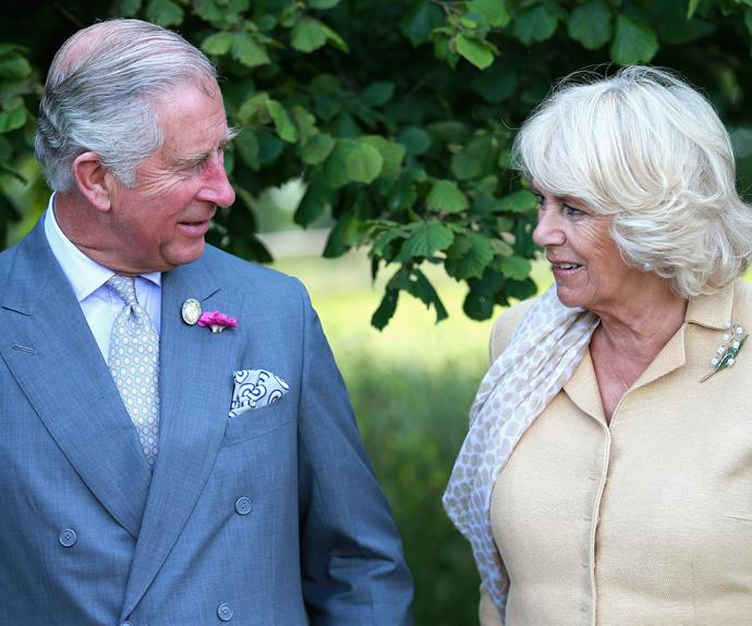 "The Prince of Wales once revealed to *Esquire*magazine, ""All the time I feel I must justify my existence,"" – not to Camilla though, 10 years into their marriage and she's still as smitten as a kitten!"