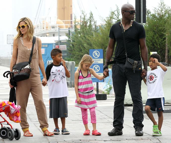 In January, 2012, Seal and Heidi announced they were going their separate ways.
