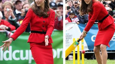 Scuba Princess: Catherine the Duchess of sport!