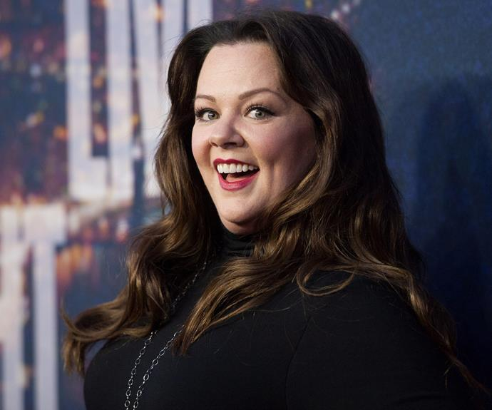 Melissa McCarthy as Abby Yates, who co-authored the book with Erin.