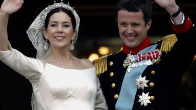 Holy Soothsayer! Princess Mary says a tarot reader predicted her royal future